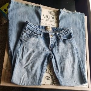 Distressed BKE Buckle Jeans